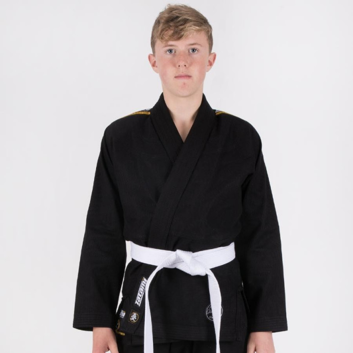 Tatami Kimono/Gi для BJJ Детское Nova Absolute Черное