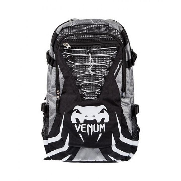 Venum Рюкзак Challenger Pro Черное/Серый