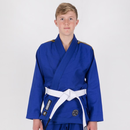 Tatami Kimono/Gi для BJJ Детское Nova Absolute Синие