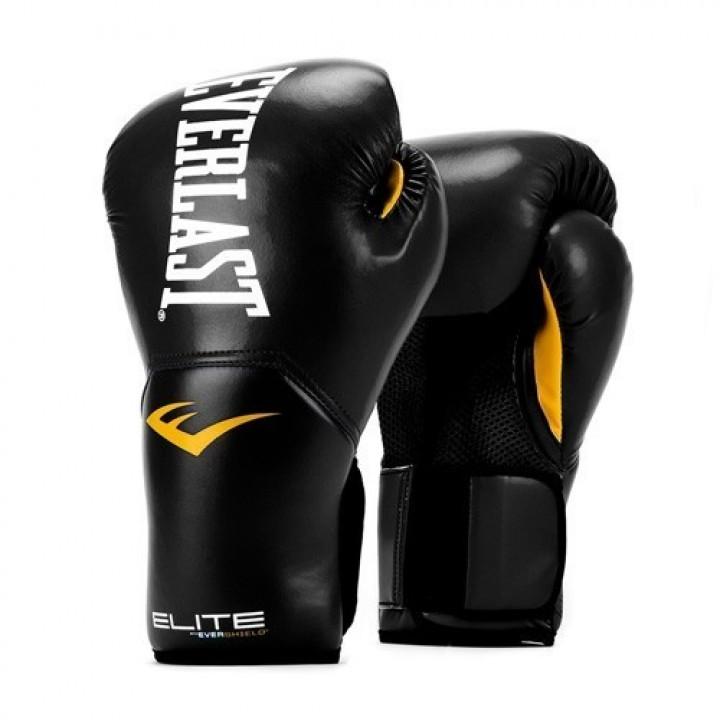 Боксерские перчатки Pro Style Elite 2 от Everlast черные