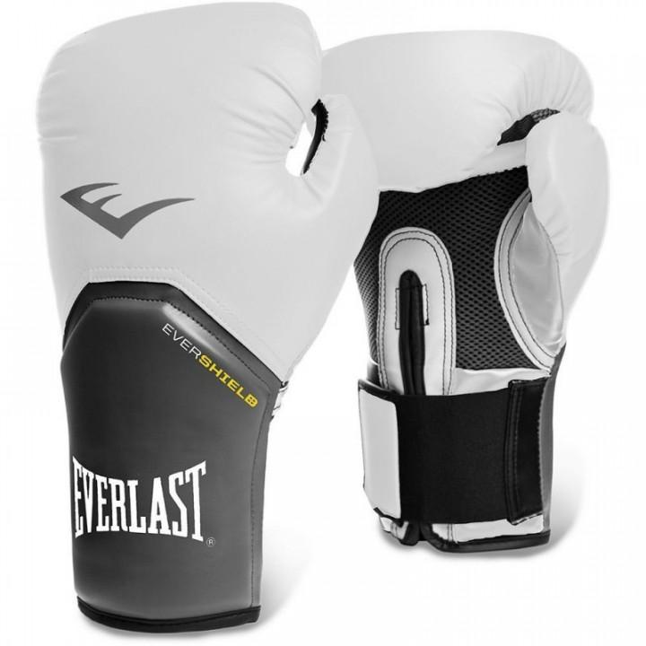 Боксерскиеперчатки Pro Style Elite от Everlast белые