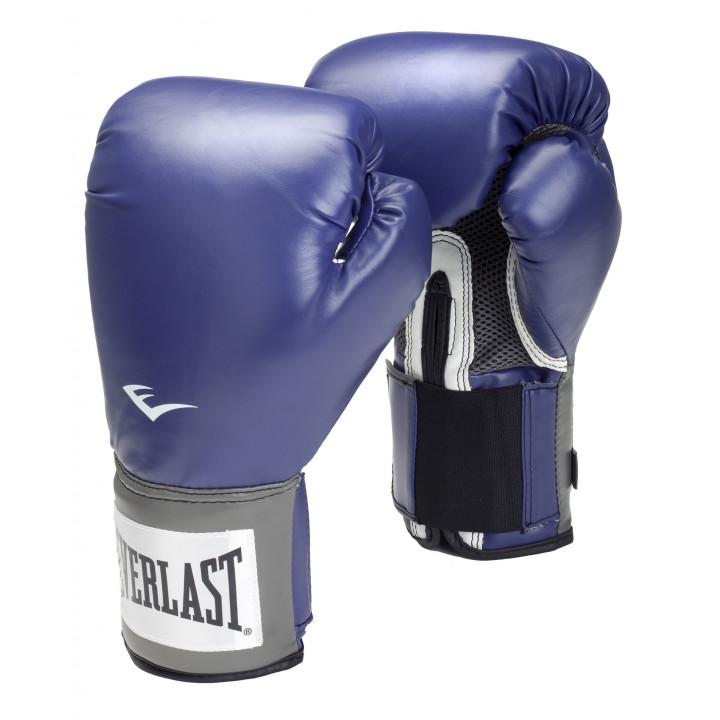 Боксерскиеперчатки Pro Style от Everlast синие