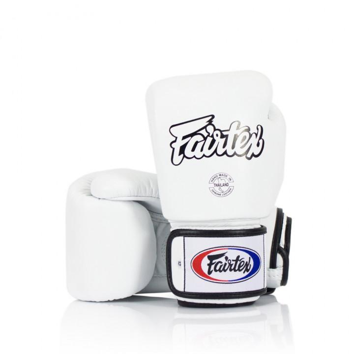 Перчатки Боксерские Fairtex BGV1 белые