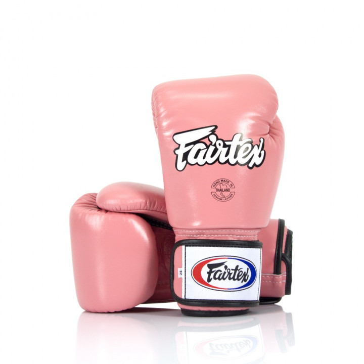 Перчатки Боксерские Fairtex BGV1 розовые