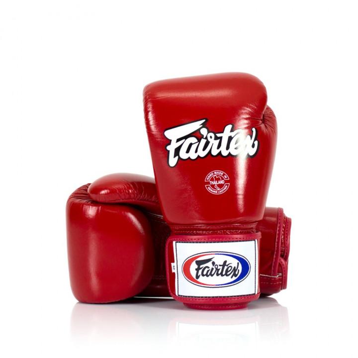Fairtex Перчатки Боксерские BGV1 Красные