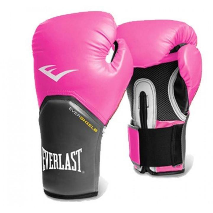 Боксерскиеперчатки Pro Style Elite от Everlast розовые