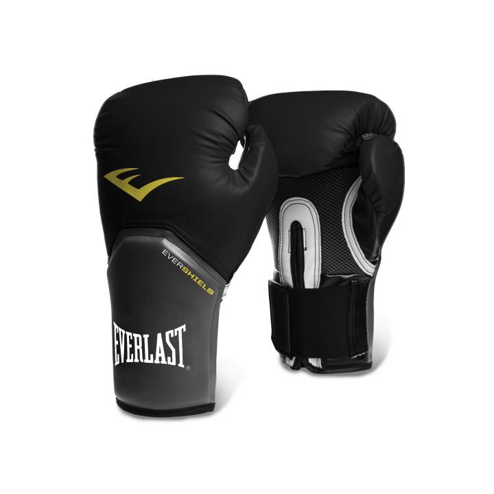 Everlast Боксерские Перчатки Pro Style Elite Черные