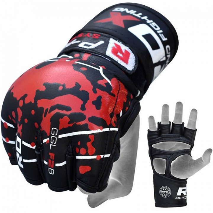 Перчатки для MMA RDX GGL-F2B
