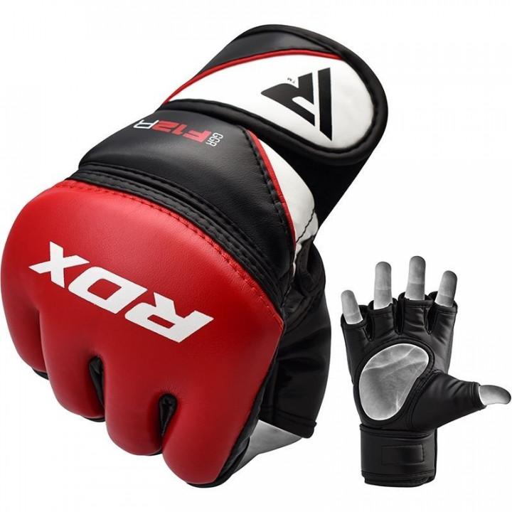 RDX Перчатки для MMA GGRF-12 Красные