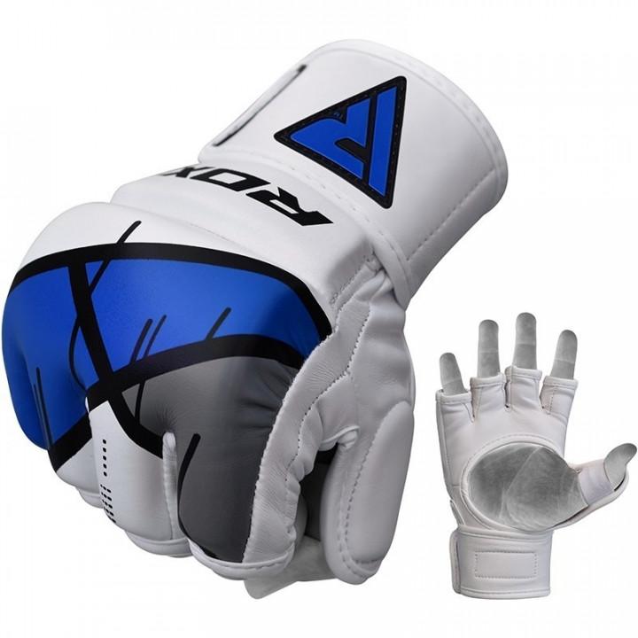 RDX Перчатки для MMA GGL- T7 Синие
