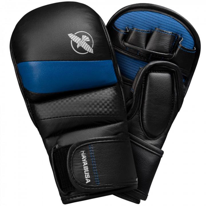 Перчатки для MMA Hayabusa T3 7oz черно-синие