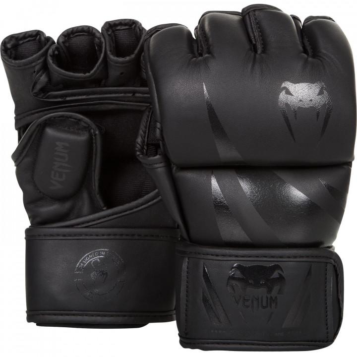 Перчатки для MMA Venum Challenger черные