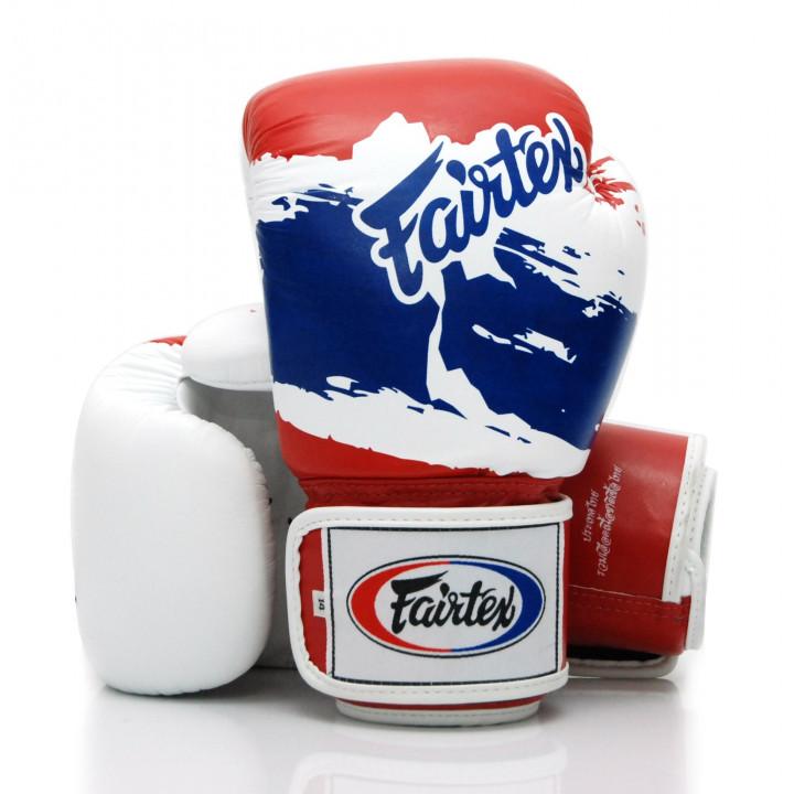 Перчатки Боксерские Fairtex BGV1 Thai Pride