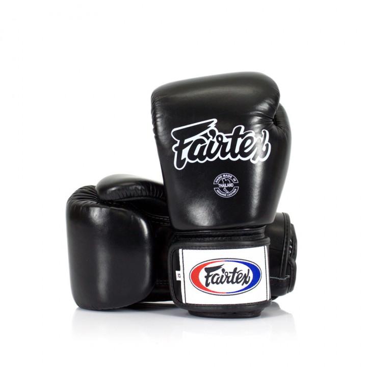 Fairtex Перчатки Боксерские BGV1 Черный