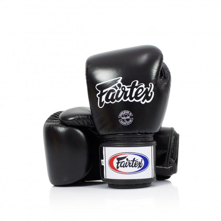 Перчатки боксерские Fairtex BGV1 Breathable черные