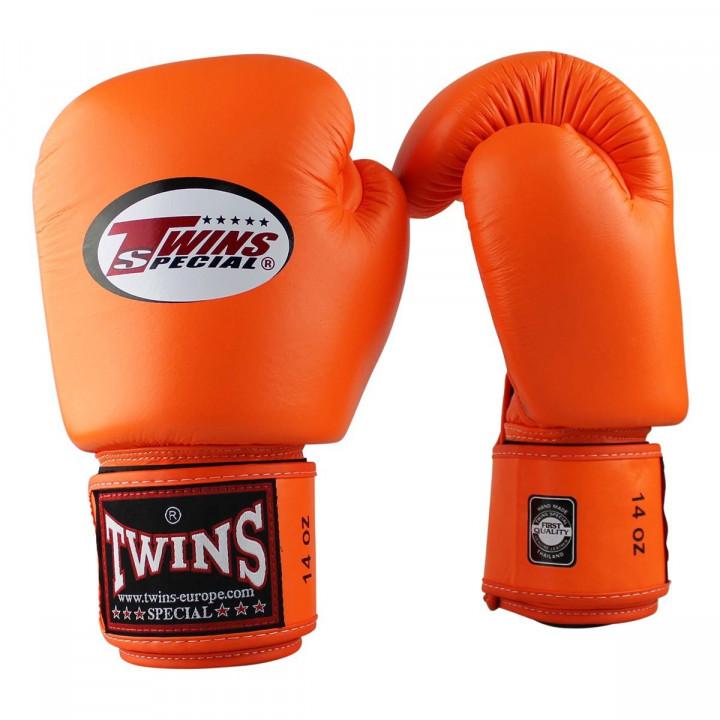 Twins Перчатки Боксерские BGVL-3 Оранжевый