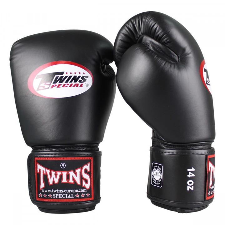 Twins Перчатки Боксерские BG-N Черный