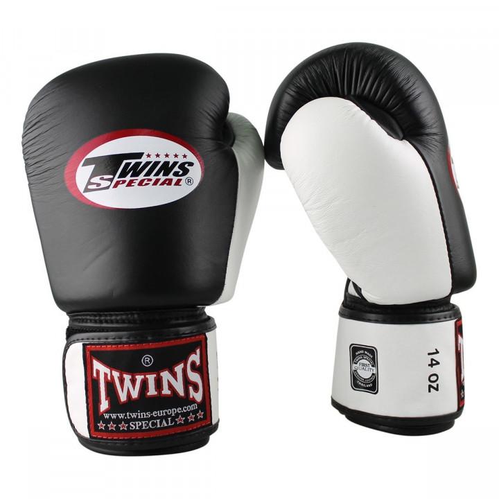 Twins Перчатки Боксерские BGVL-3 Черно/Белый
