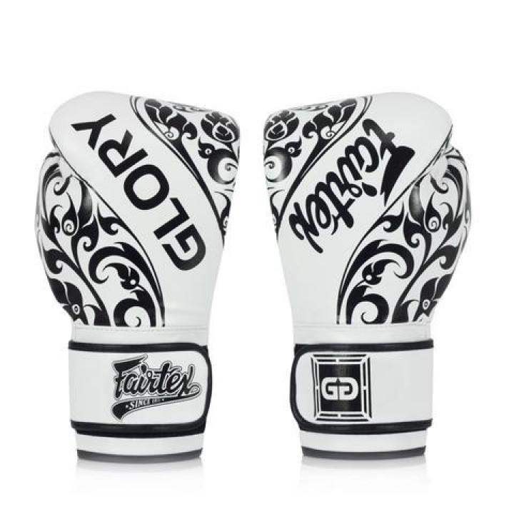Fairtex Перчатки Боксерские BGVG2 Белый