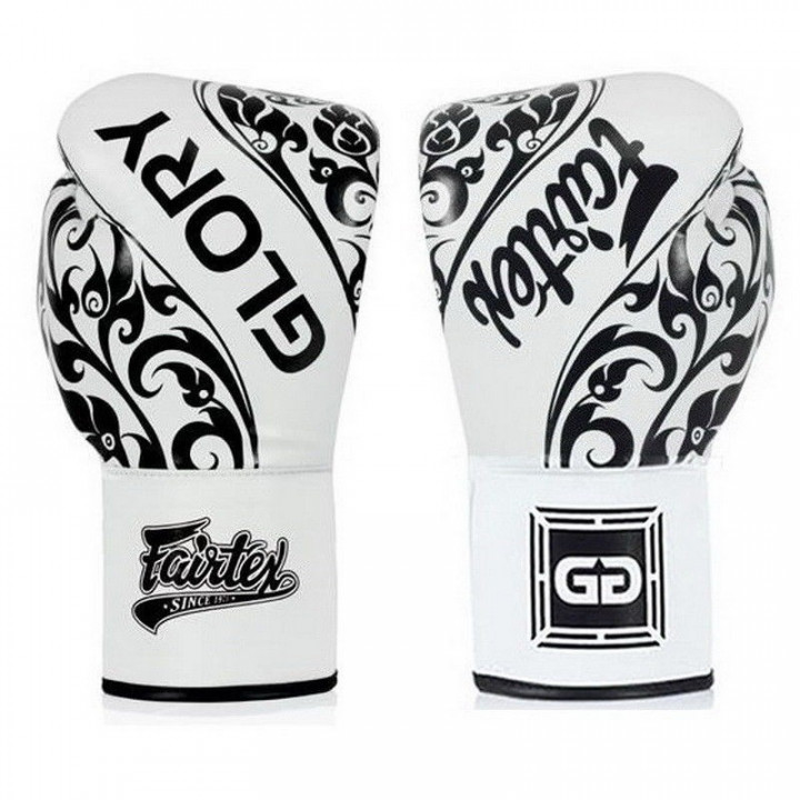 Перчатки боксерские Fairtex BGLG2 белые