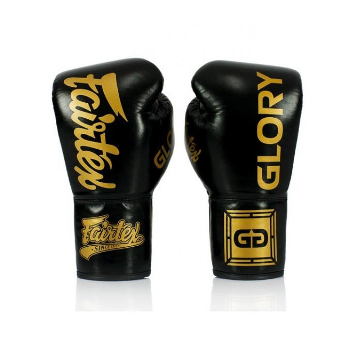 Fairtex Перчатки Боксерские BGLG1 Черный