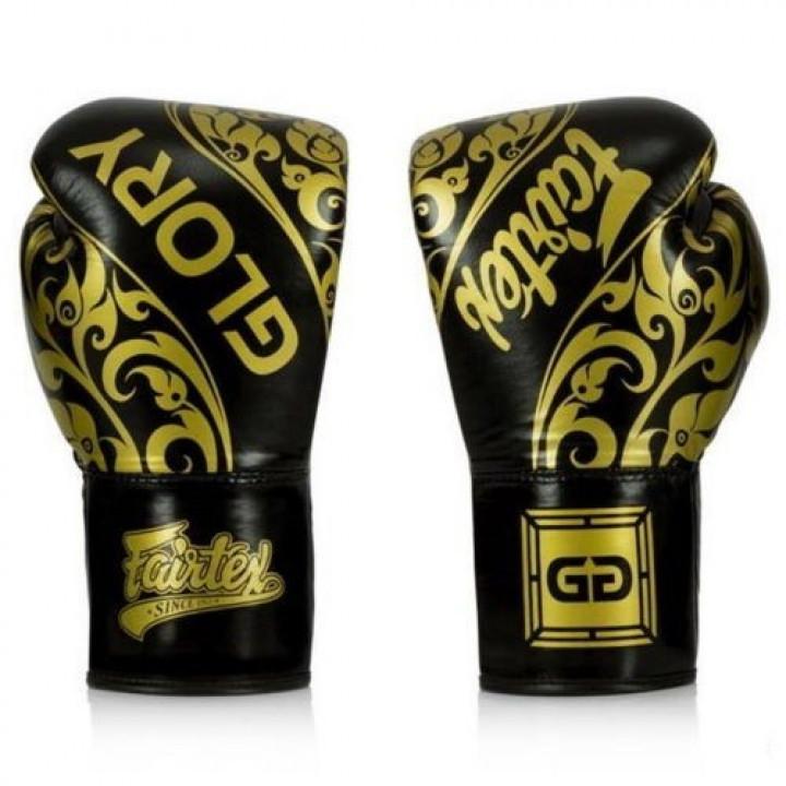 Перчатки боксерские Fairtex BGLG2 черные
