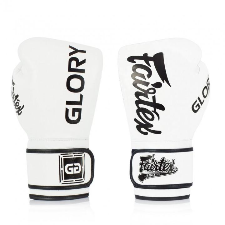 Перчатки боксерские Fairtex BGVG1 белые