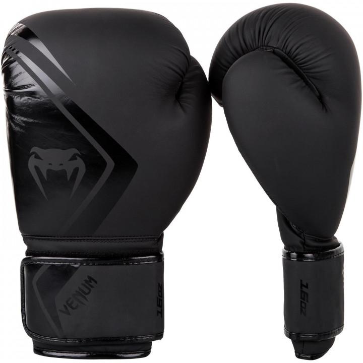 Venum Перчатки боксерские Contender 2.0 Черный