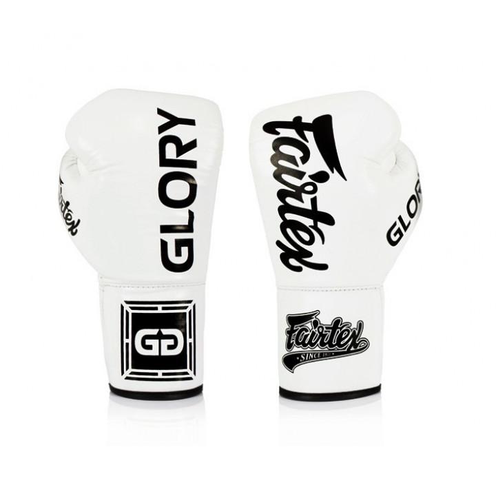 Перчатки боксерские Fairtex BGLG1 белые