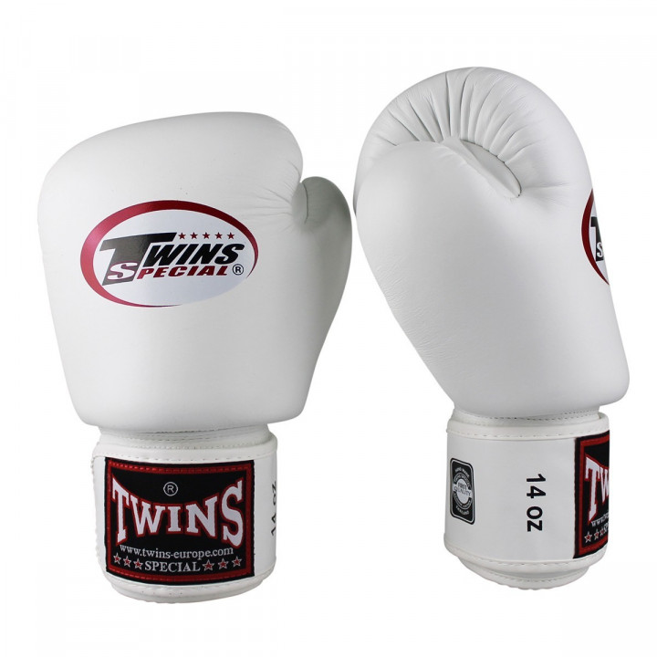 Twins Перчатки Боксерские BGVL-3 Белый