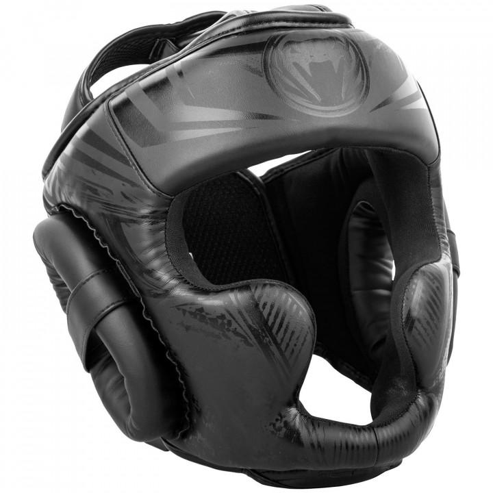 Venum Шлем Боксерский Gladiator 3.0 Черный