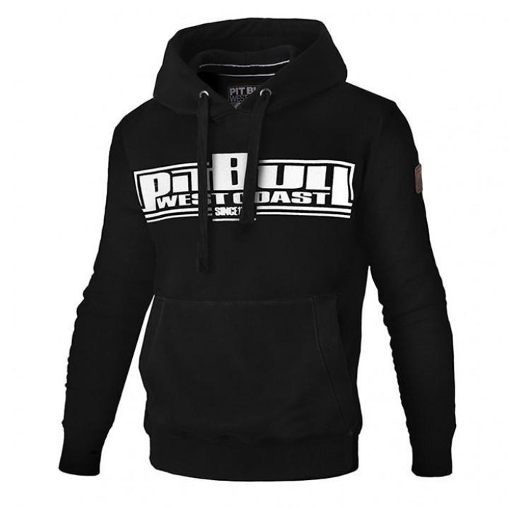 Pit Bull Кофта с Капюшоном Classic Logo 18 Черный