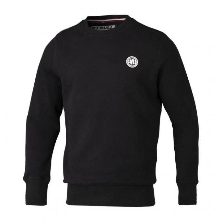 Pit Bull Bluza Small Logo 18 Чёрный