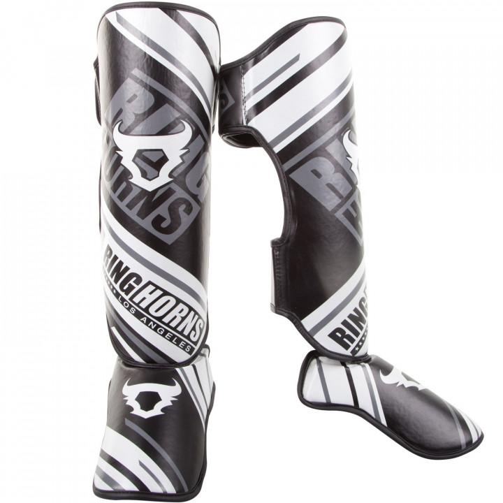 Ringhorns Защита Голени Nitro Черный