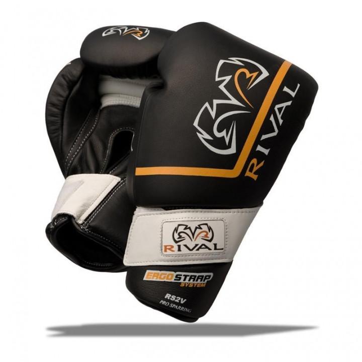Боксерские перчатки Rival для спарринга RS2V