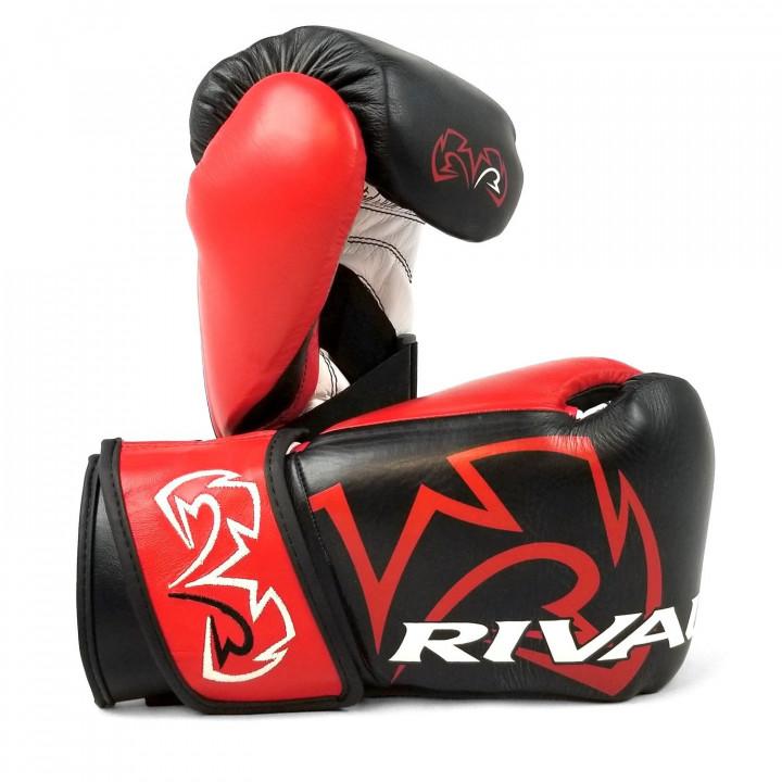 Rival Перчатки боксёрские RFX-Guerrero HDE-F Черный