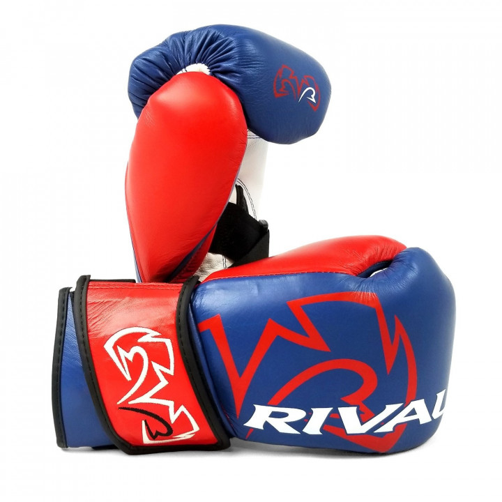 Перчатки Боксерские Rival RFX-Guerrero HDE-F синие