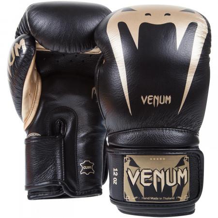 Venum Перчатки Боксерские Giant 3.0 Черно/Золотые