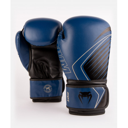 Venum Перчатки боксерские Contender 2.0 Сине/Черные