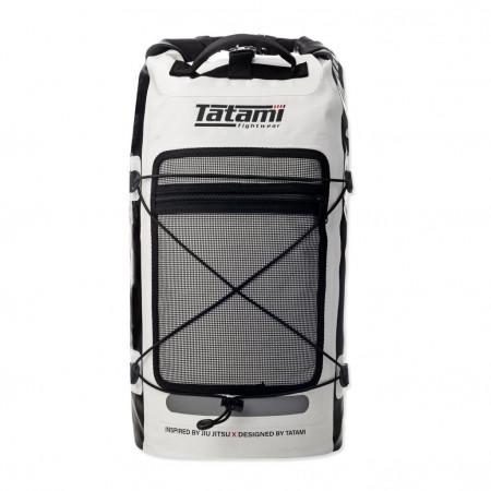 Tatami Сумка Спортивная Drytech Бело/Черная