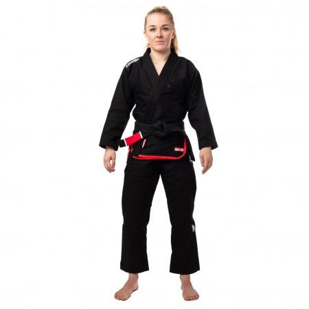 Tatami Kimono/Gi BJJ Competitor Черное