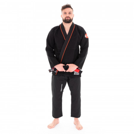 Tatami Kimono/Gi BJJ Bushido Черное