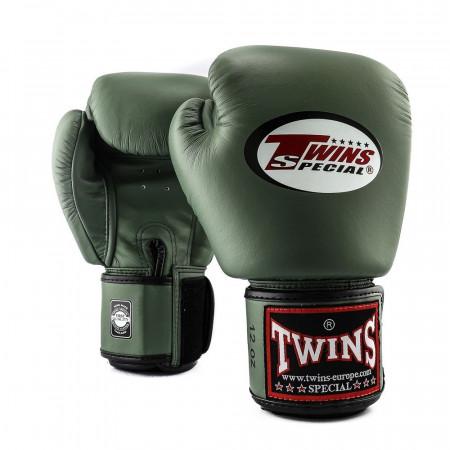 Twins Перчатки боксерские BGVL-3 Military
