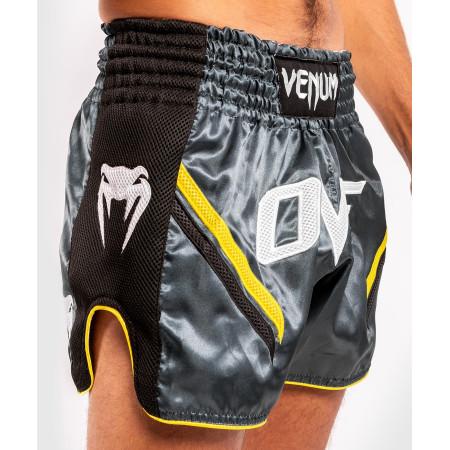 Venum Шорты для Muay Thai ONE FC Impact Серо/Черные