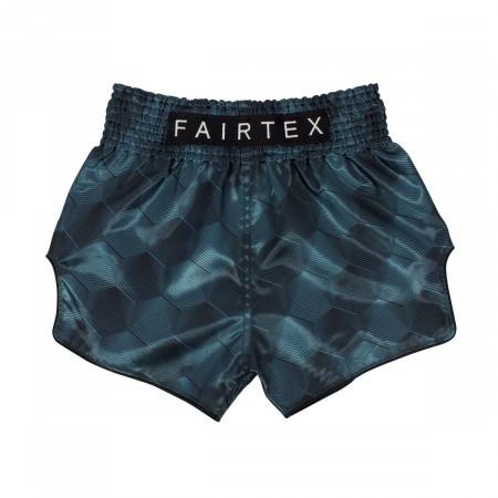Шорты для Муай Тай Fairtex BS1902 Stealth серые