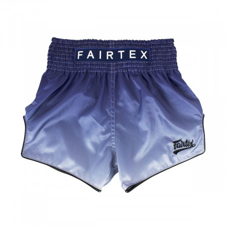 Шорты для Муай Тай Fairtex BS1906 Fade Синие
