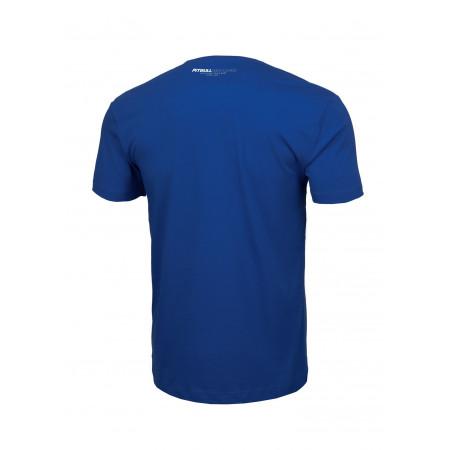 Pitbull Футболка Classic Logo 21 Синяя