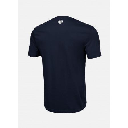 Pitbull T-shirt Classic Boxing 21 Navy