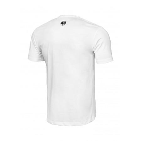Pitbull T-shirt Classic Boxing 21 Белая