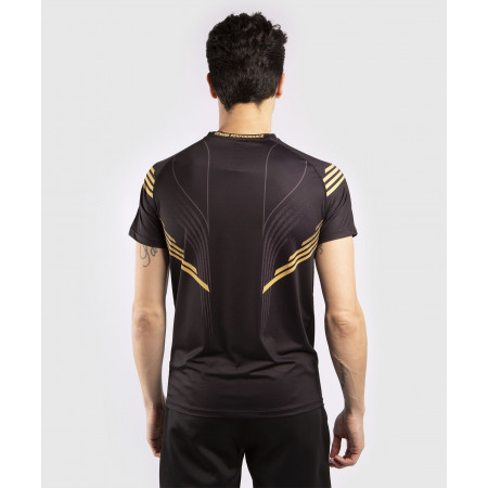 Venum UFC Футболка Тренировочная Pro Line Black/Gold